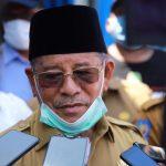 GUBERNUR Maluku Utara Abdul Gani Kasuba