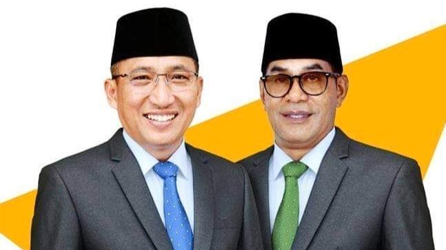 PASLON Walikota dan Wakil Walikota Ternate M. Tauhid Soleman-Jasri Usman