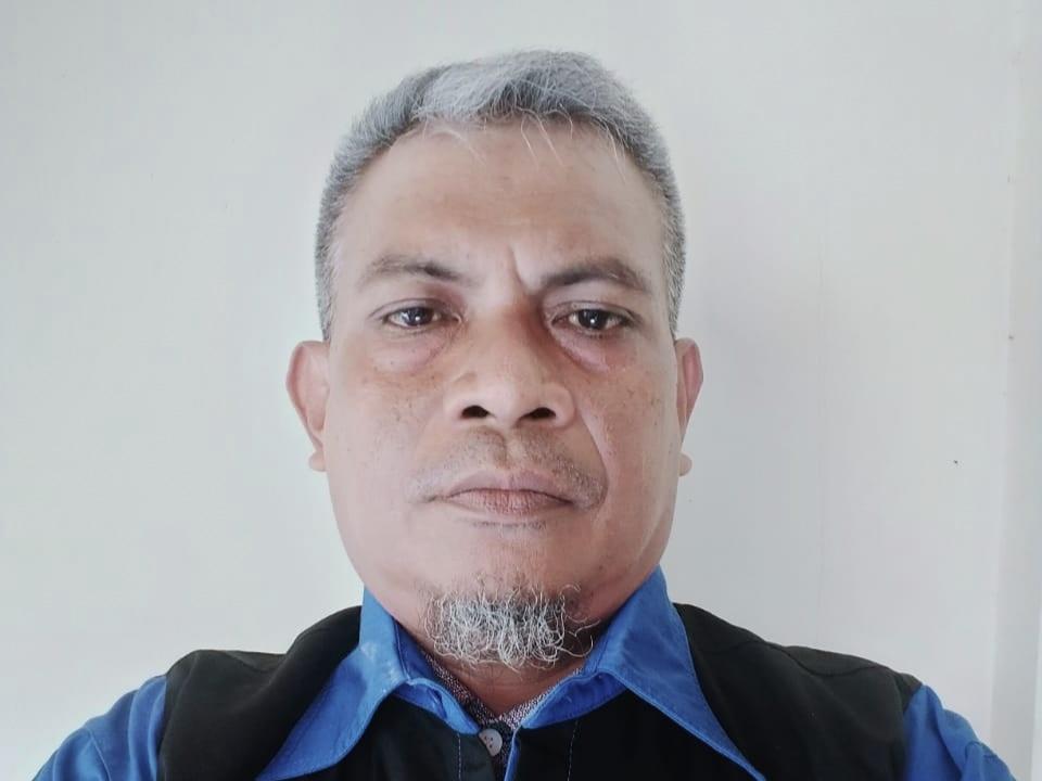 SEKRETARIS PWI Maluku Utara, Adnan Wais
