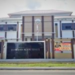 KANTOR Kejaksaan Negeri (Kejari) Kota Ternate
