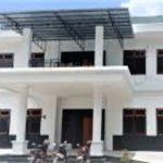 KANTOR Dinas Kesehatan Kabupaten Kepulauan Sula