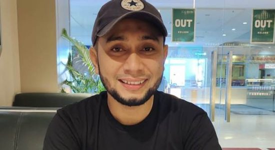PLT Ketua KB PII Kota Ternate Dedi Buamona