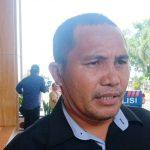 KETUA Komisi Informasi (KI) Provinsi Hari Ini KI Malut Utara, A. Aziz Marsaoly