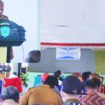 KEGIATAN Musrenbang yang digelar Badan Perencana Pembangunan Daerah (BAPPEDA) Kabupaten Kepsul di Desa Falabisahaya, Kecamatan Mangoli Utara, Selasa (22/3/2021)