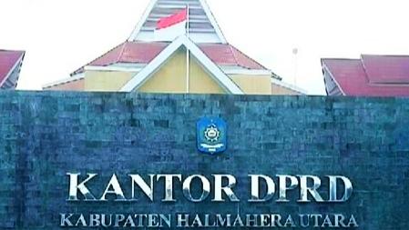 KANTOR DPRD Kabupaten Halmahera Utara