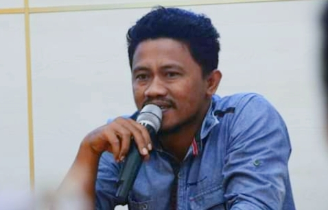 KOORDINATOR Bidang (Koorbid), Advokasi, Sosialisasi dan Edukasi (ASE) Komisi Informasi Malut, Awat Halim