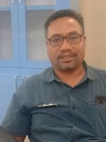 KEPALA Bagian Unit Layanan Pengadaan (ULP) Setda Halbar Muhammad Jain