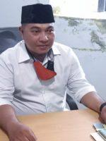 KEPALA dinas pariwisata dan kebudayaan (Kadisparbud) Kabupaten Kepulauan Sula Risal Drakel, saat ditemui Habartimur.com di ruang kerjanya, Rabu (6/10/2021)